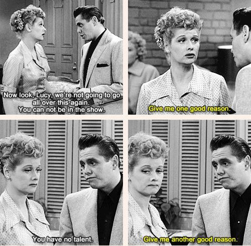 Zucchini Summer Friday Funnies I Love Lucy