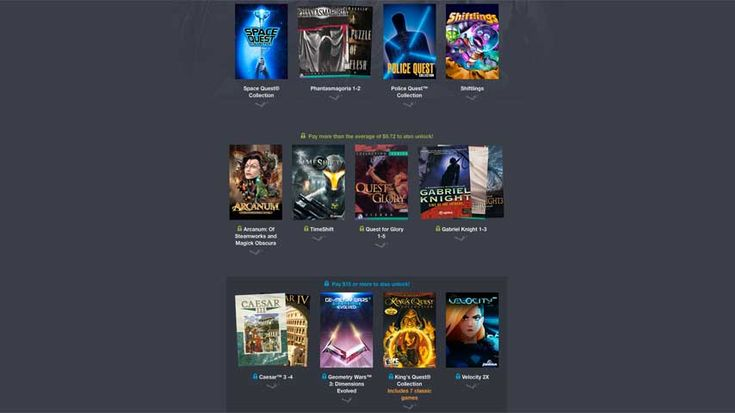 Arcanum: Of Steamworks and Magick Obscura is all the excuse you need, but there's loads of good stuff in this Humble Bundle.  This week's Humble Bundle is an encore of Sierra's offering earlier this year, so if you missed out on this pretty great collection here's another chance. Pay what you...