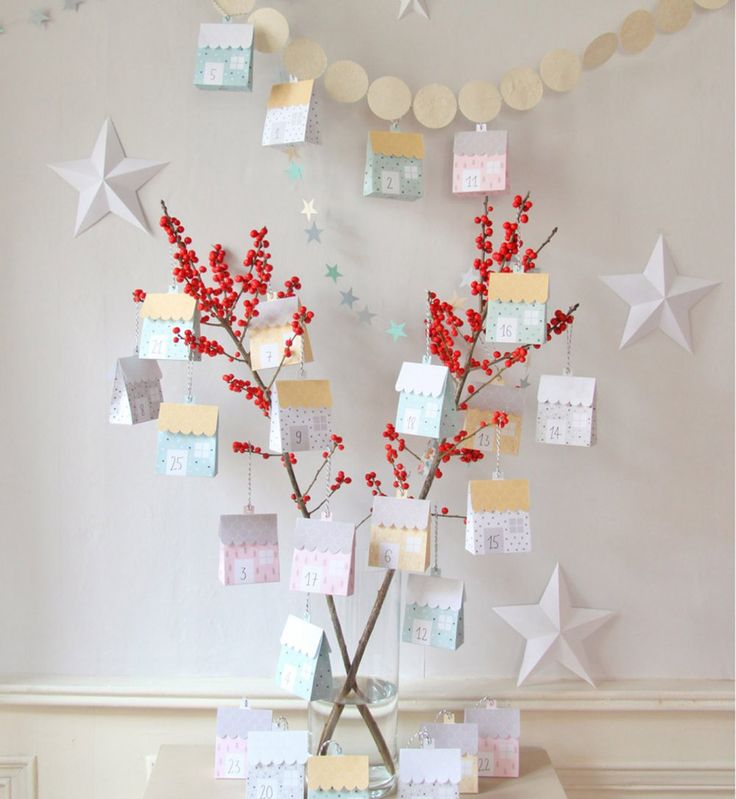 225 best advent calender images on pinterest advent calendar 22 calendriers de lavent diy faire soi mme solutioingenieria Gallery