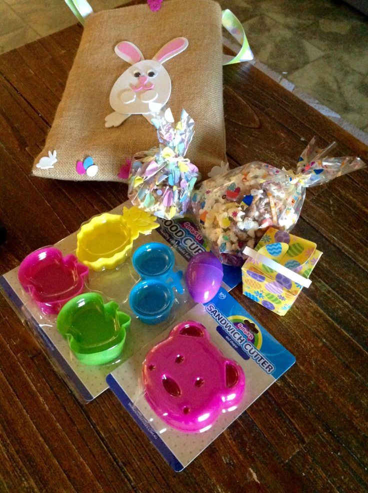 Easter bags for the kids