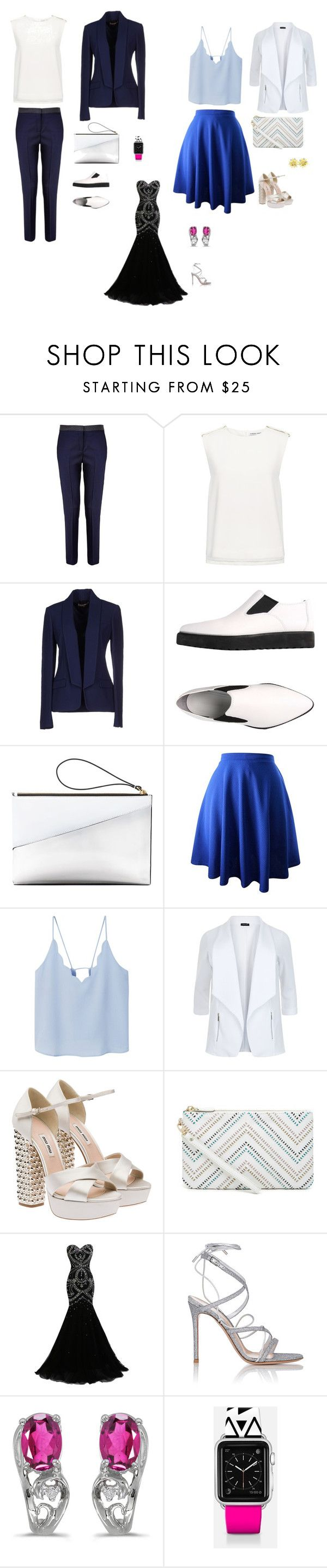 """Наброски"" by madlily86 on Polyvore featuring мода, Paul Smith Black Label, Finders Keepers, Michael Kors, Alexander Wang, Marni, MANGO, New Look, Miu Miu и Gianvito Rossi"
