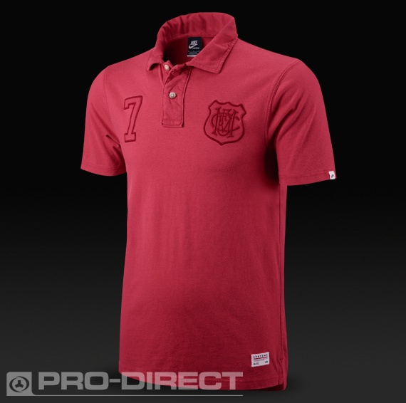 manchester united covert vintage polo football clothing