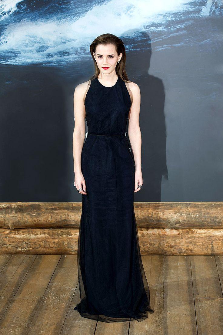 - Emma Watson - Wes Gordon | Vogue México