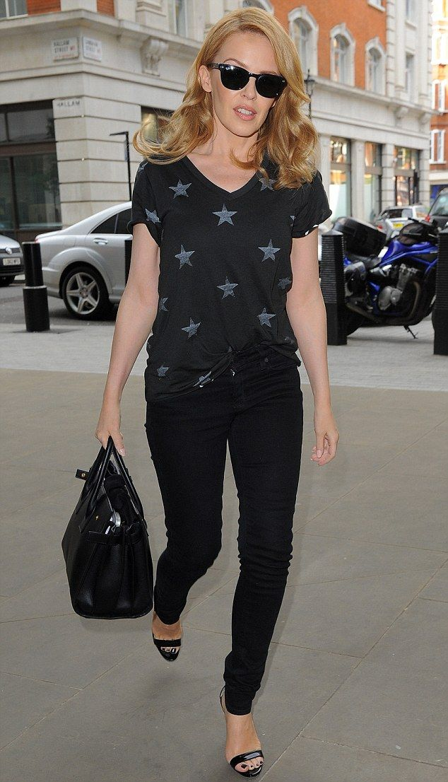 Kylie Minogue 12th May 2014