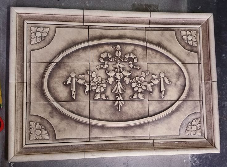 Decorative Relief Tiles Awesome 12 Best Relief Kitchen Tile Backsplash Insert Mural Images On Design Decoration