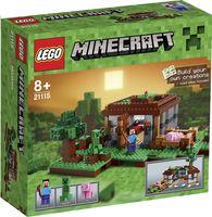 LEGO Minecraft 21115 The First Night - Vooraanzicht