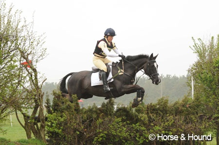 Pippa Funnell, another one of my favorite eventers.