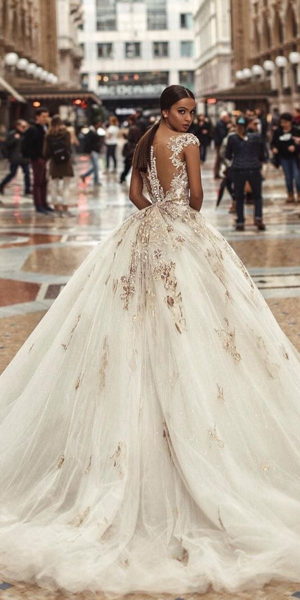 24 Lace Ball Gown Wedding Dresses You Love Wedding Dresses Guide Big Wedding Dresses Ball Gowns Wedding Ball Gown Wedding Dress