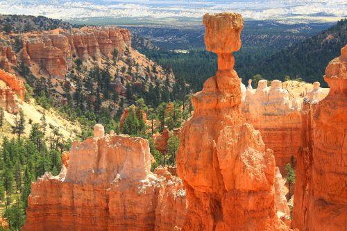 브라이스 캐니언 국립공원(Bryce Canyon National Park)