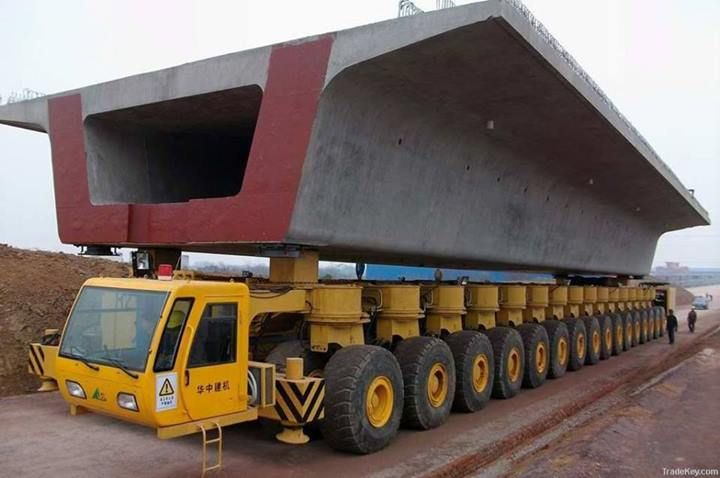 Looks like a section of bridge roadway.  ://www.naritas.com.au/our-services/leasing/business-equipment/