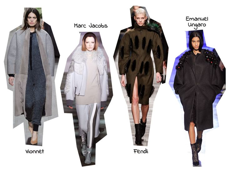 StyleSpectra: Trend Report A/W 14 - Cocoon Jackets