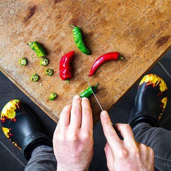 Meet the Crocs Bistro Collection 18   Designed for food service hospitality and health care workers   Available in stores & on the e-shop   http://bit.ly/Bistro_Collection