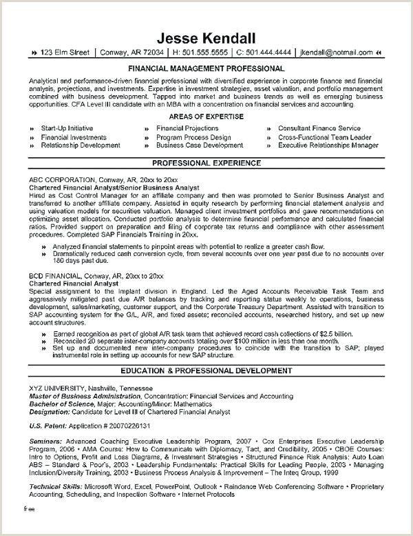 Junior Financial Analyst Resume In 2020 Finance Financial Analysis Financial Analyst