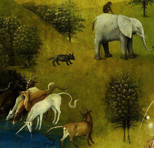 541 best hieronymus bosch images on pinterest hieronymus for Bosch jardin des delices