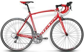 Rower Kross VENTO 2.0 czerwono-biały połysk 2015. Męski rower górski firmy Kross w odsłonie Vento 2.0. #rowerszosowy