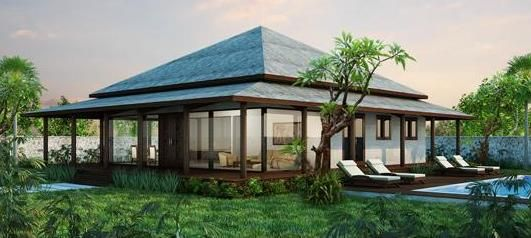 Small Tropical Concrete House Plans Google Search