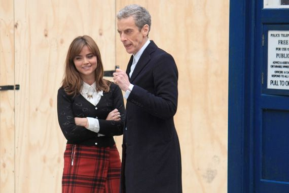 """The BBC are said to be """"delighted"""" and """"thrilled"""" with the five completed episodes so far."""