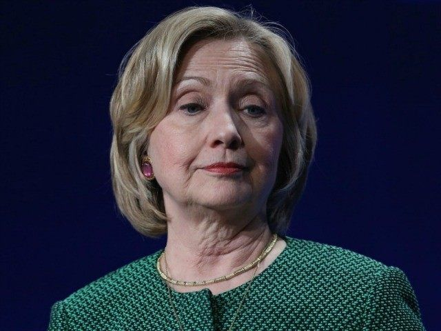 Hillary Joins Call For Gun Control: 'How Many People Do We Need To See Cut Down?' - Breitbart