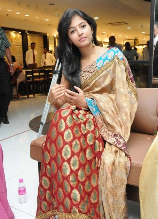 Anjali Saree Stills