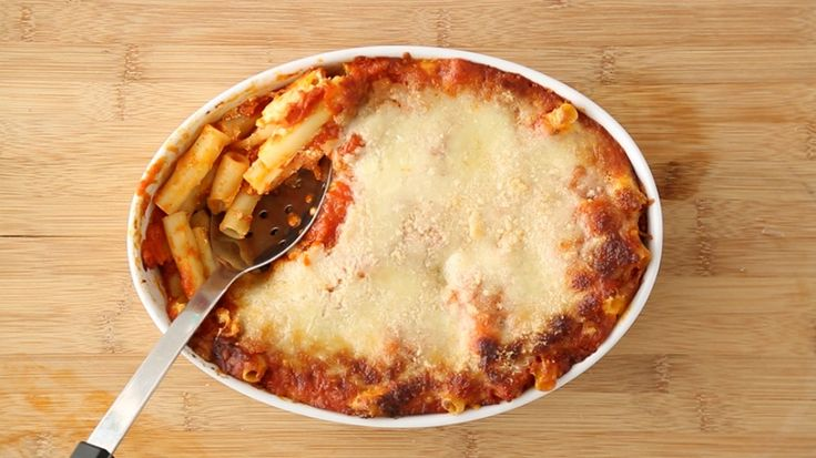 Baked Ziti Videos | Food and Cooking How to's and ideas | Martha Stewart