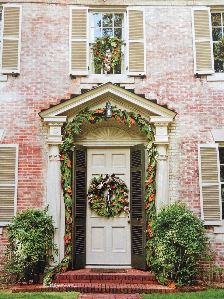 227 best Christmas/In The Country images by J CHRISTIAN on Pinterest - southern living christmas decorations