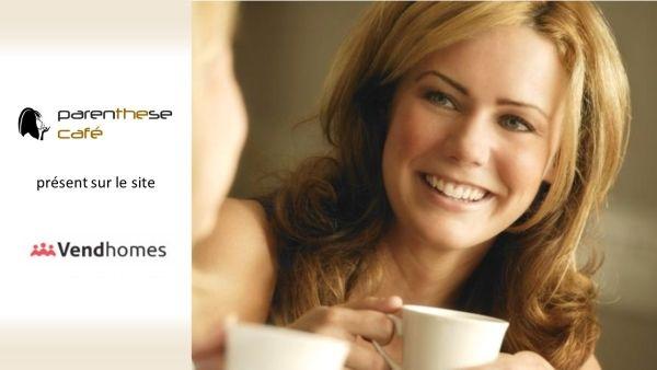 Parenthese Café a choisi le site communautaire Vendhomes pour rapprocher ses vendeurs à domicile de leurs clients. Retrouvez nos ambassadeurs sur Vendhomes...