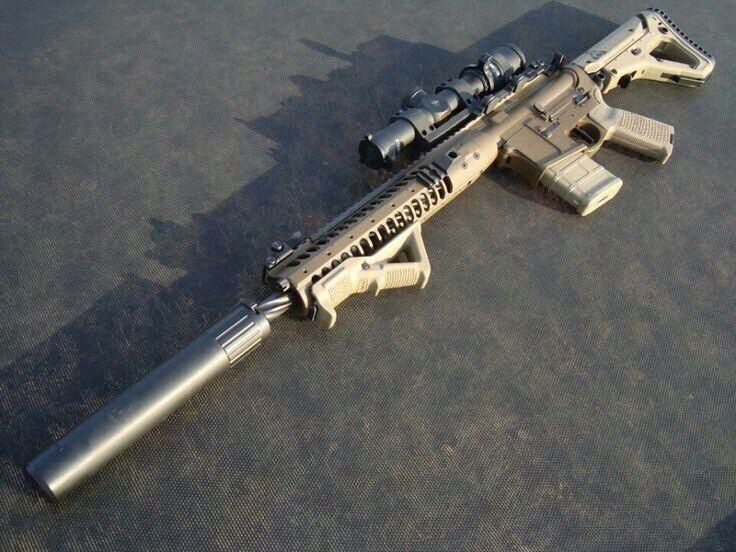 308 sniper rifles with suppressor - Yahoo Image Search Results