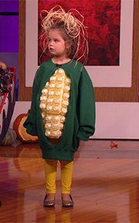 Corn....Last Minute Costumes   Steve Harvey Show