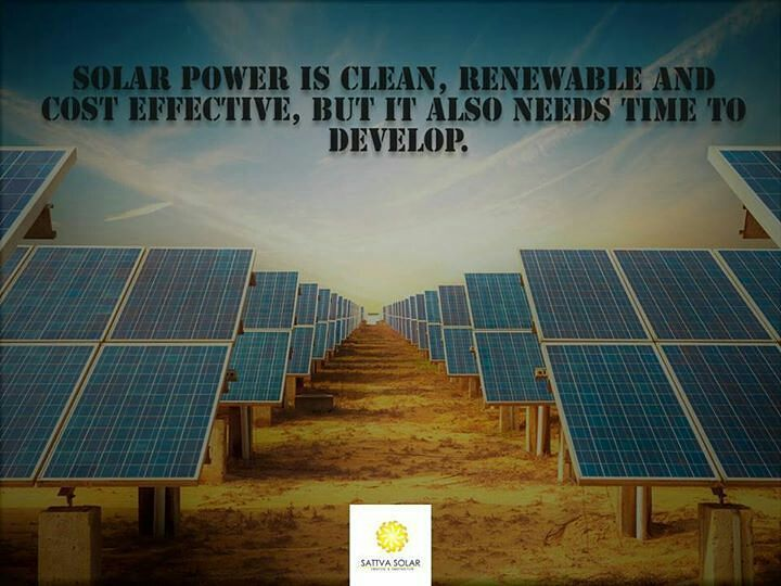 Go for the most abundant economic renewable source of energy Solar with Sattva Solar. For more do like/follow us Sattva Solar. #insta #instagood  #instapost #energy #solar #sun #light #sunlight #solarenergy #instagram #sattvasolar #SUN @solar___energy #sustainable #electritcity #home #ideas #new #eco #friendly #house #working #performance #efficiency #heat #panels #solarpanels #installation #sattva