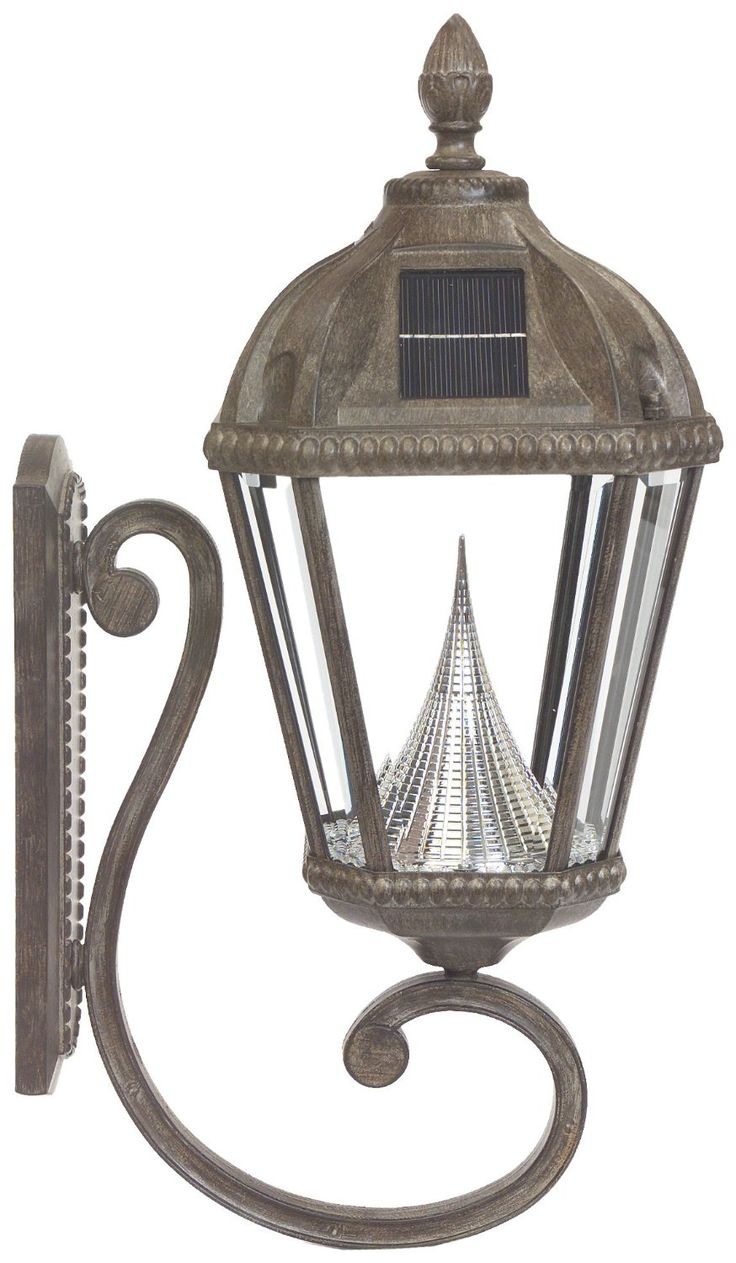 47 Best Solar Lamp Post Lights Images On Pinterest Solar