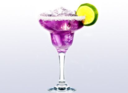 purple margarita recipe - Happy National Margarita Day, everyone from The Simplifiers: Event Planning!