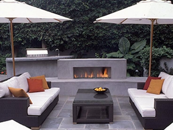 outdoor gas fireplace kit. Best 25  Outdoor gas fireplace ideas on Pinterest Rectangular fire pit How to and Patio