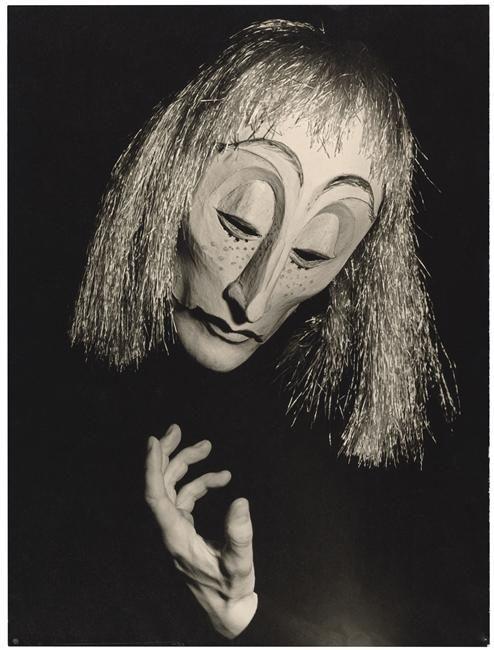 Masque du fils amoureux dans Aulularia de Plaute: créé par Grillon, porté, animé par Wolfram MehrinCompagnie de la Mandragore Auteur&#...