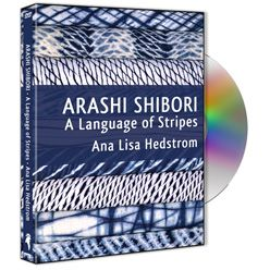A complete course on the techniques of Japanese Arashi Shibori pole wrapping.