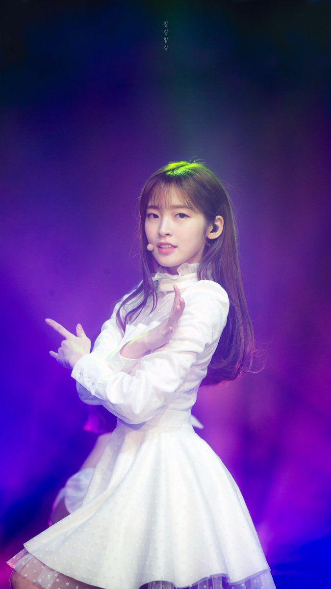 OH MY GIRL - Arin 아린 (Choi YeWon 최예원) 'Secret Garden' showcase 180109 #오마이걸 #비밀정원