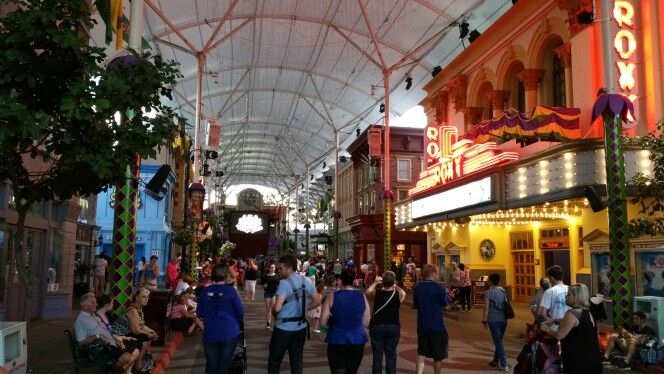 Carnivale 2015 Movieworld Gold Coast Queensland