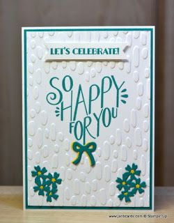 JanB Handmade Cards Atelier: Born To Be Loved