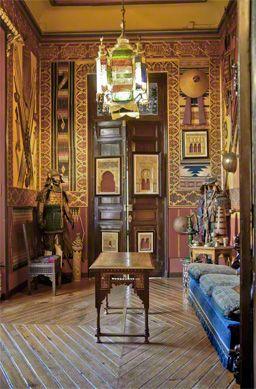 Museo Cerralbo - sala árabe, Madrid