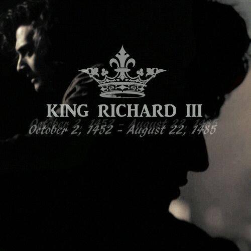 King Richard III : Le Roi Est Mort ~