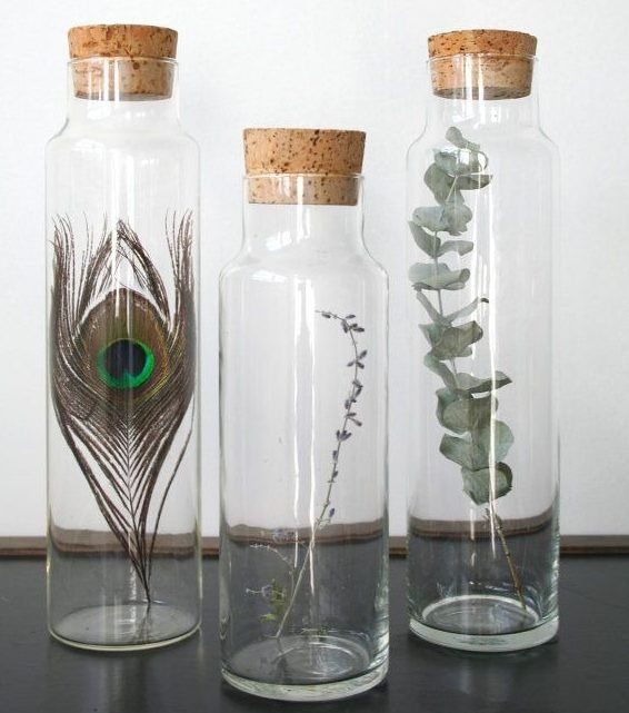 10 Really Fascinating Ways To Add Glass In Your Home Decor