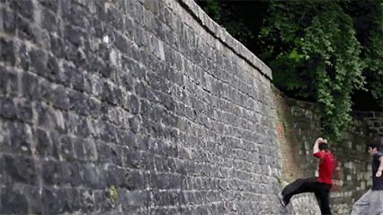 Guinness World Records : Double Kong Parkour Record.  EXTRAORDINARY PEOPLE / PERSONAS INCREÍBLES - Collections - Google+