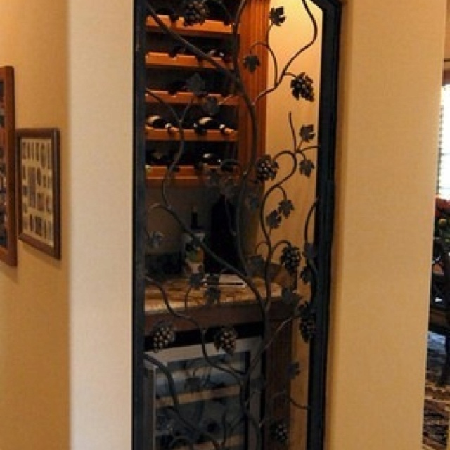 17 best images about wine grotto on pinterest closet for Turn closet into wine cellar