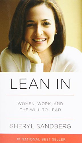 Lean In: Women, Work, and the Will to Lead - Sheryl Sandberg. Shopswell | Shopping smarter together.™