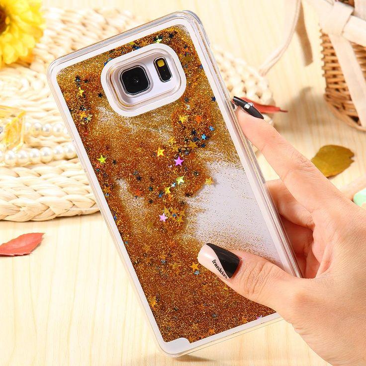 Купить товарДля Samsung Galaxy S3 S4 S5 S6 S7 Edge Динамически Жидкостное Bling Звезды Зыбучие Пески блеск Чехол Для Samsung Note 2 3 4 5 A3 A5 A7 J5 J7 в категории Сумки и чехлы для телефоновна AliExpress.  Ultra Thin Clear Transparent Soft TPU Case for Samsung Galaxy NOTE edge J1 J5 J7 A3 A5 A7 A8 E5 E7 I9152 G313H G3