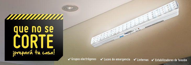 Catalogos Web - Cortes de Luz - Sodimac.com