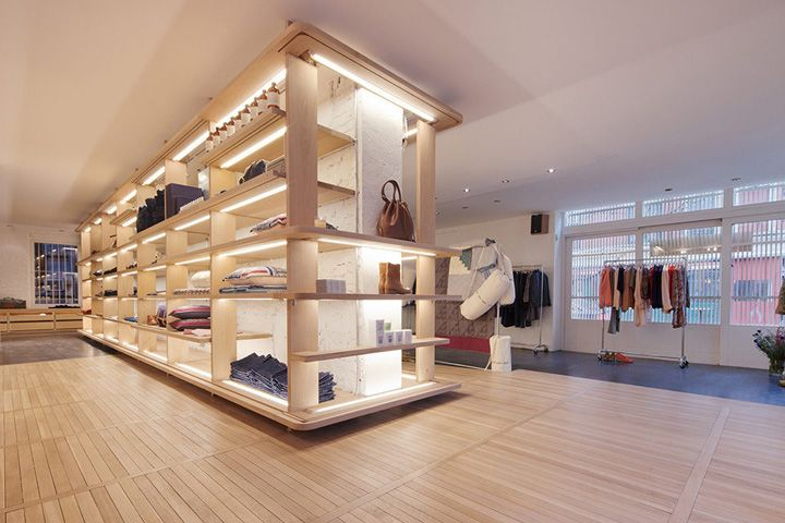 A.P.C. store, New York