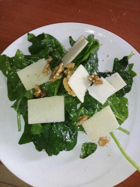 Carpaccio di spinaci