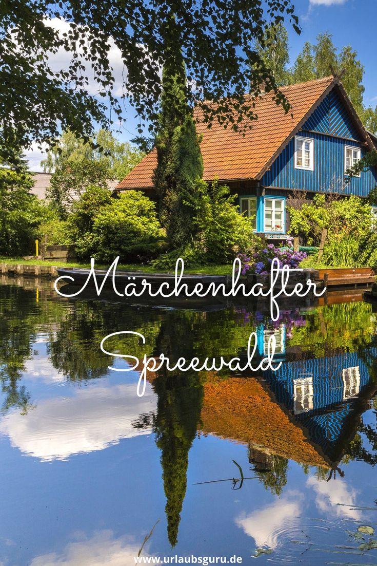 Der Spreewald ist eine magische Landschaft aus Fließen, Wäldern und Häuschen, die aussehen, als wären sie einem Märchenbuch entsprungen. Ein Urlaub in Deutschland kann so schön sein! Lehde, Lübben & Lübbenau - In meinen Spreewald Tipps verrate ich euch die schönsten Orte im Spreewald!