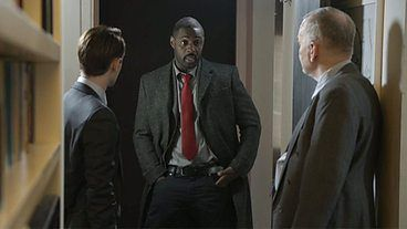As Toby Kent...'Luther', series 2