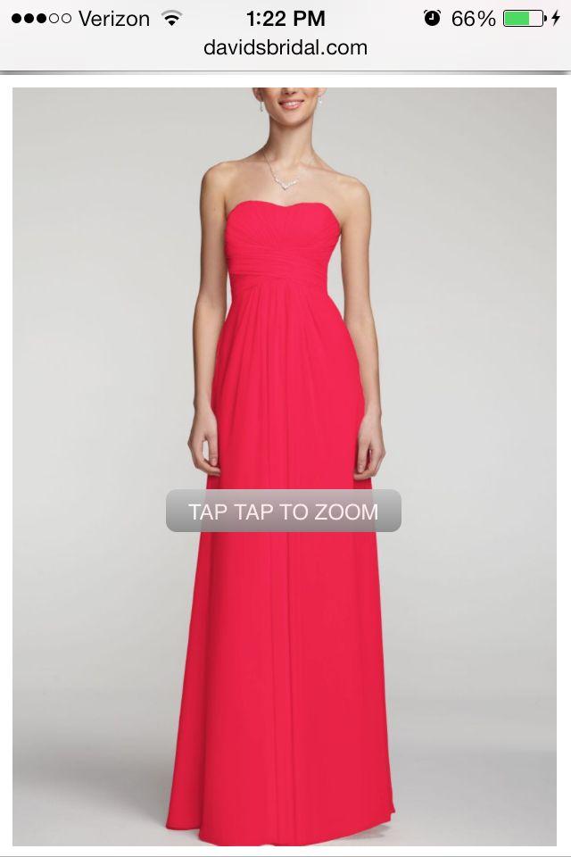 DavidS Bridal Bridesmaid Dress Color Names 60